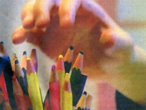 Bouqut de crayons